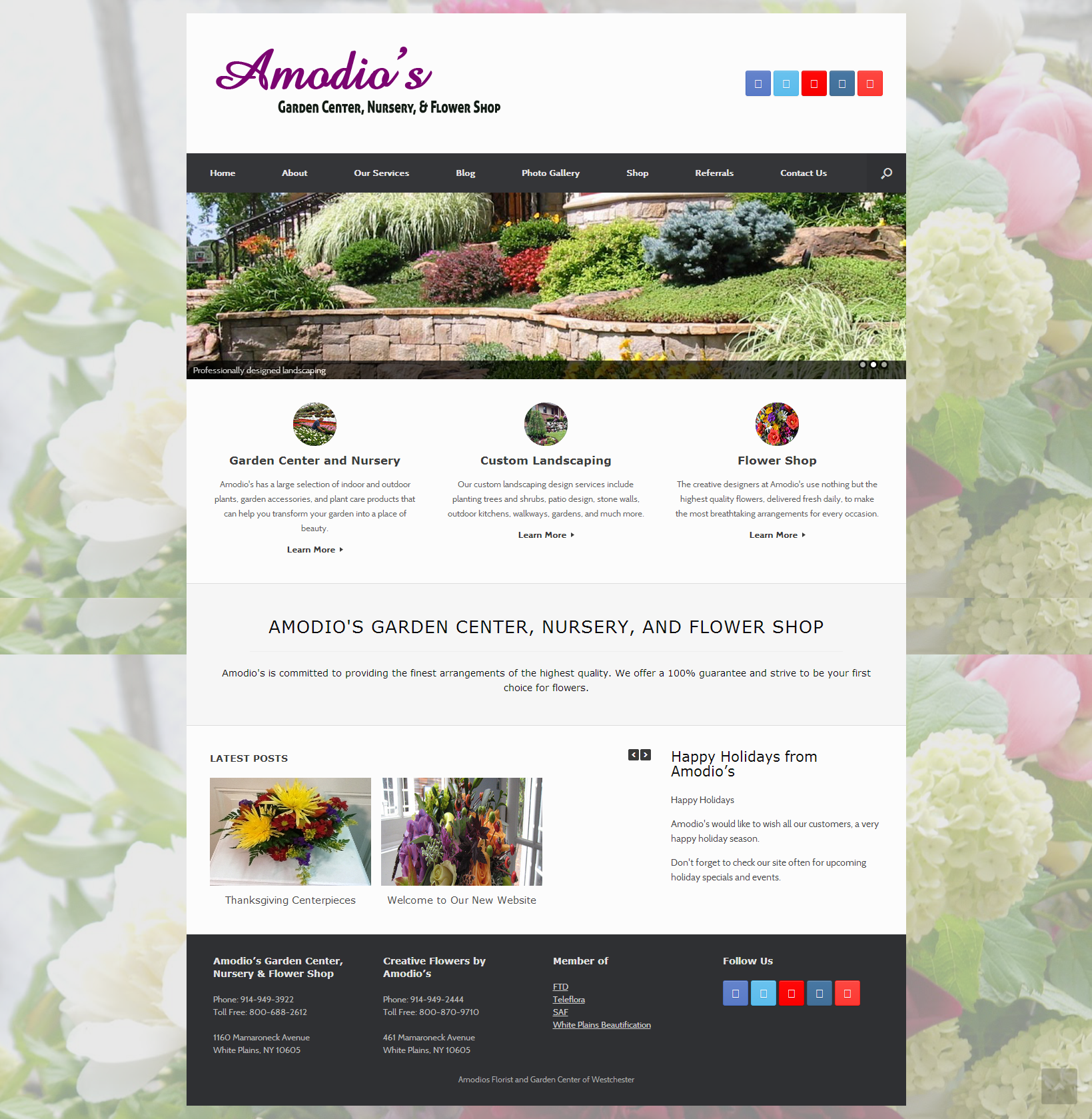 Amodiosgarden.com