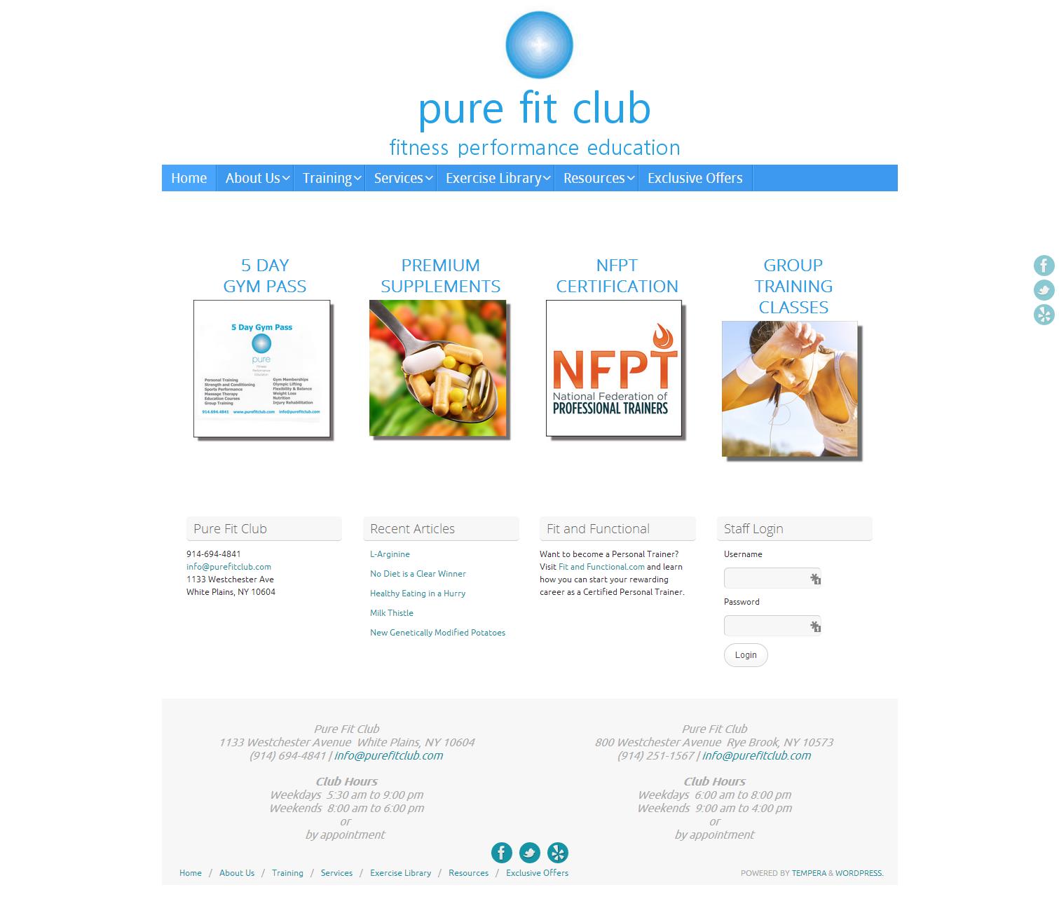 PureFitClub