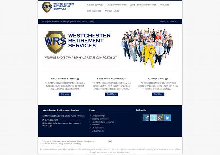westchesterretiremetservices.com